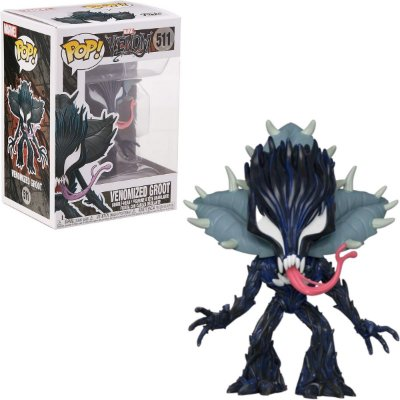 Funko Pop Venom 511 Venomized Groot