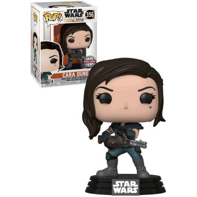 Funko Pop Star Wars The Mandalorian 356 Cara Dune Exclusive