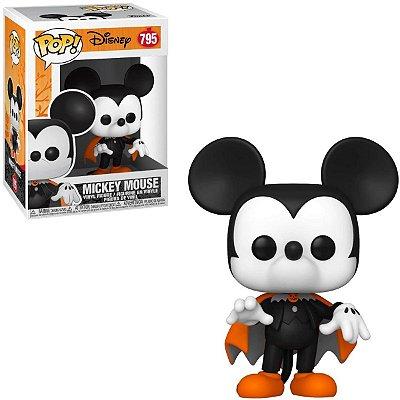 Boneco Funko Pop Disney Halloween 795 Spooky Mickey