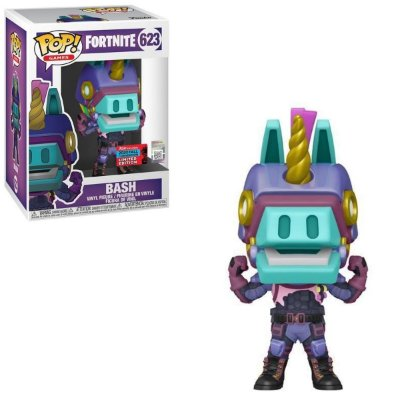 Funko Pop Fortnite 623 Bash Nycc 2020 Limited