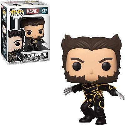 Funko Pop Marvel 637 Wolverine Logan
