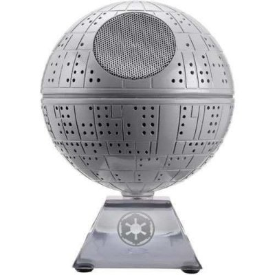 Star Wars Death Star Bluetooth Speaker Thinkgeek
