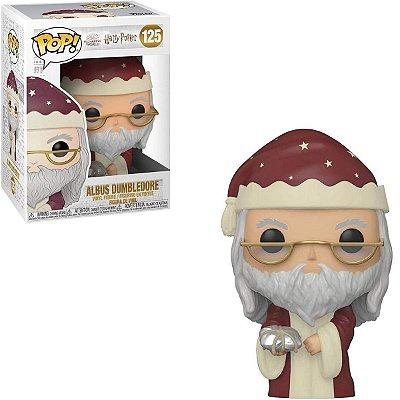 Funko Pop Harry Potter 125 Albus Dumbledore Holiday