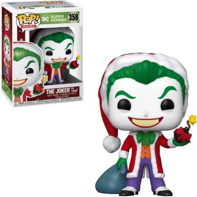 Funko Pop DC Heroes 358 Holiday The Joker