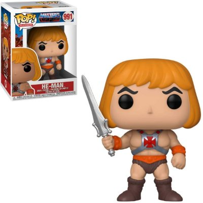 Funko Pop Masters of The Universe 991 He-Man