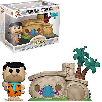 Funko Pop The Flintstones 14 Fred Flintstone w/ House