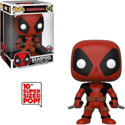 "Funko Pop Marvel 543 Deadpool 10"" 26cm"