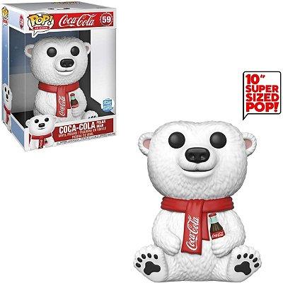 Funko Pop Coca-Cola 59 Polar Bear 26cm Limited Edition