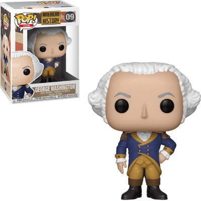 Funko Pop American History 09 George Washington