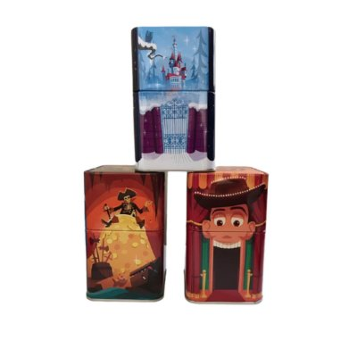 Funko Disney Treasures Frozen, Piratas do Caribe e Toy Story