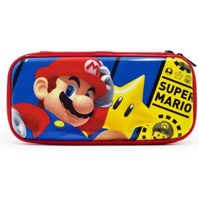 Case Vault Game Traveler Super Mario - Switch / Switch Lite