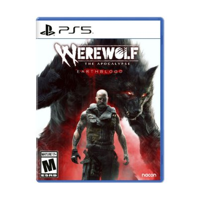 Werewolf The Apocalypse Earthblood - PS5