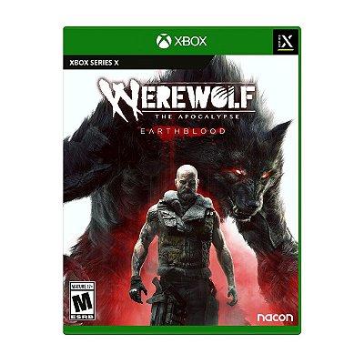 Werewolf The Apocalypse Earthblood - Xbox Series X