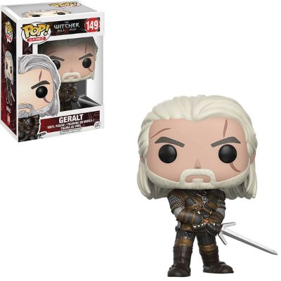 Funko Pop The Witcher 3 Wild Hunt 149 Geralt