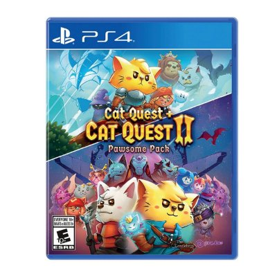 Cat Quest + Cat Quest 2 Pawsome Pack - PS4