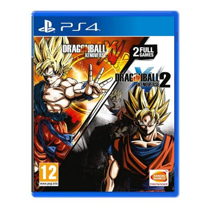 Dragon Ball Xenoverse + Dragon Ball Xenoverse 2 Double Pack - PS4