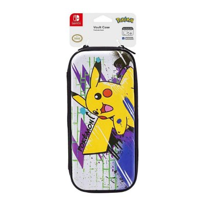 Case Nintendo Switch/ Switch Lite Pokémon Pikachu - Hori