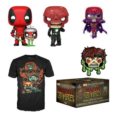 Funko Pop Marvel Collector Corps Zombies - XL