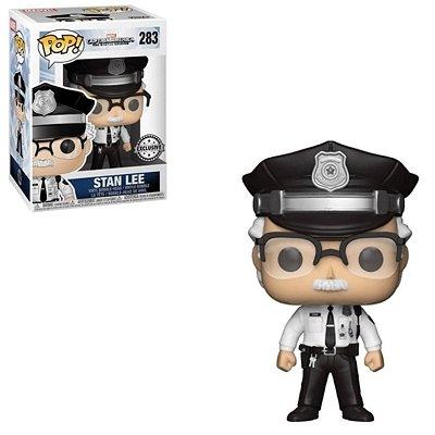 Funko Pop Marvel Captain America 283 Stan Lee Security