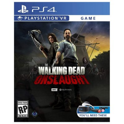 The Walking Dead Onslaught VR - PS4 VR