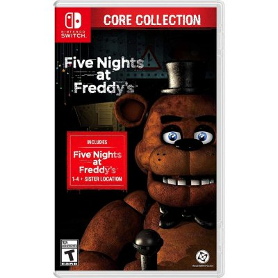 Five Nights at Freddy's The Core Collection - Switch
