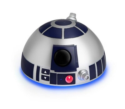 Star Wars R2-d2 Bluetooth Speakerphone Som R2-d2 R2D2