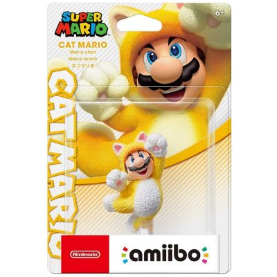Amiibo Cat Mario Super Mario Series - Switch 3Ds Wii U