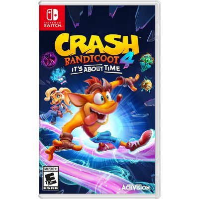 Crash 4 It's About Time - Switch