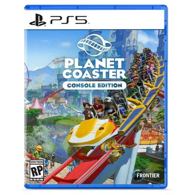 Planet Coaster - PS5