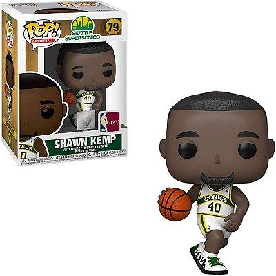 Funko Pop NBA 79 Shawn Kemp Seattle Supersonics