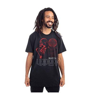 Camiseta Clube Comix Star Wars Darth Vader