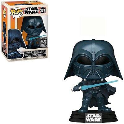 Funko Pop Star Wars 389 Darth Vader Concept Galacticon Exclusive
