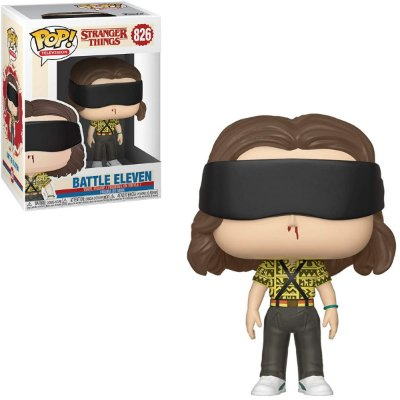 Funko Pop Stranger Things 826 Battle Eleven