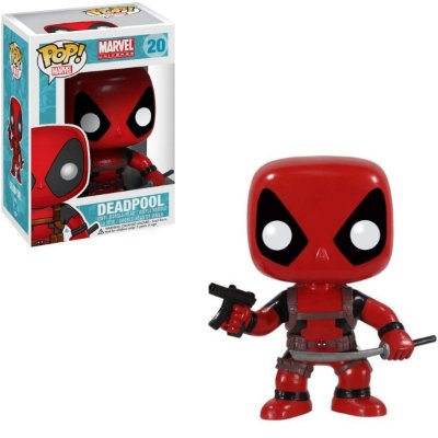 Funko Pop Marvel 20 Deadpool