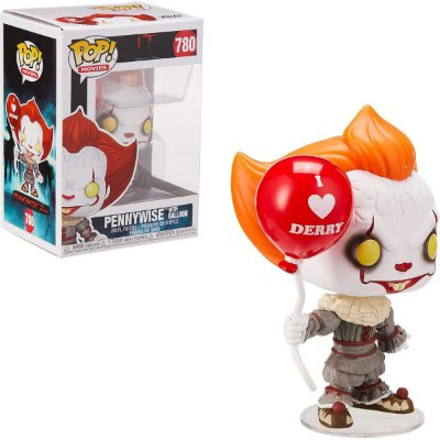 Funko Pop It Chapter 2 780 Pennywise w/ Balloon