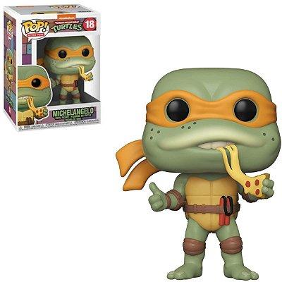 Funko Pop Teenage Mutant Ninja Turtles 18 Michelangelo