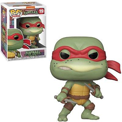 Funko Pop Teenage Mutant Ninja Turtles 19 Raphael