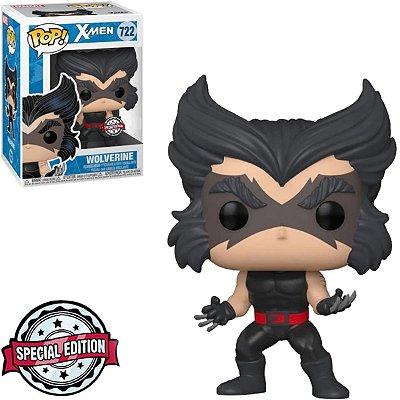Funko Pop Marvel X-Men 722 Wolverine Retro Exclusive