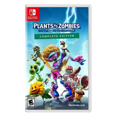 Plants Vs Zombies Battle for Neighborville Complete Edition - Switch
