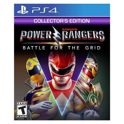 Power Rangers Battle for the Grid Collectors Edition - PS4