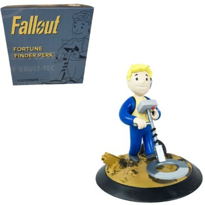 Fallout Fortune Finder Perk Figure Loot Crate