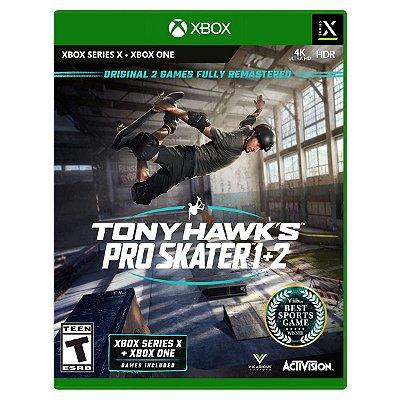 Tony Hawk's Pro Skater 1+2 - Xbox One / Series X / S