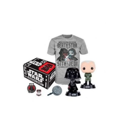 Funko Pop Collectors Box Star Wars Death Star - Tam. G