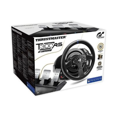 Volante c/ Pedais Thrustmaster T300RS GT Edition - PS5/PS4/PS3/PC