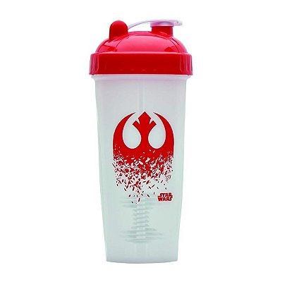 Coqueteleira Perfect Shaker Blender Misturador Star Wars Jedi - Branco
