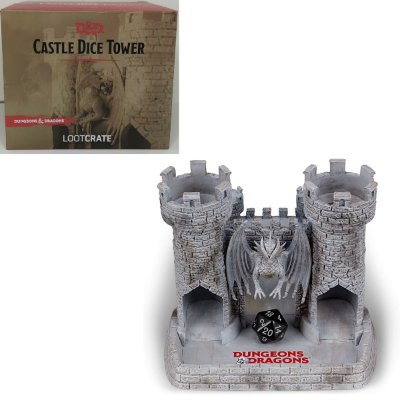 Castle Dice Tower Dungeons & Dragons Loot Crate Exclusive
