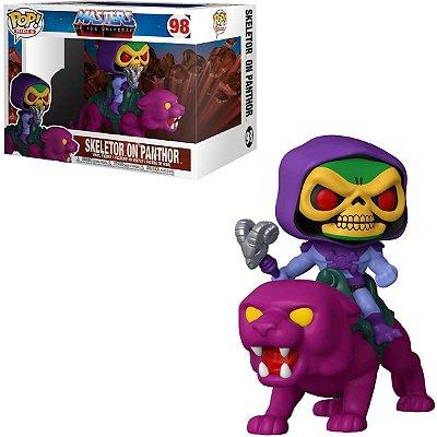 Funko Pop Masters Of The Universe 98 Skeletor On Phantor