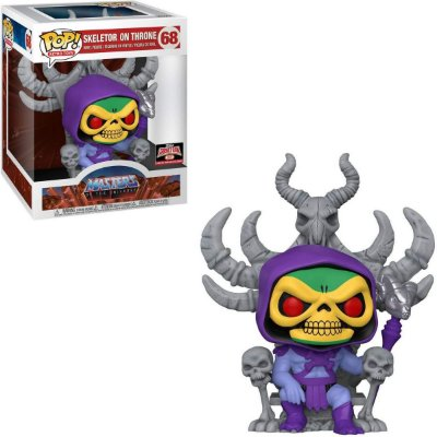 Funko Pop Masters of the Universe 68 Skeletor on Throne Target Con