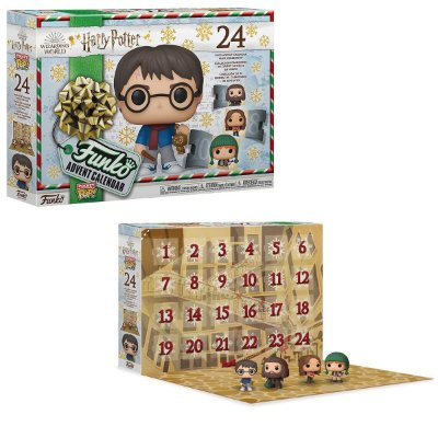 Funko Advent Calendar Harry Potter Modelo 20/21