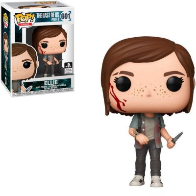 Funko Pop The Last Of Us Part 2 601 Ellie